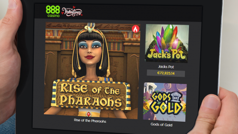 888 Casino games and software variety