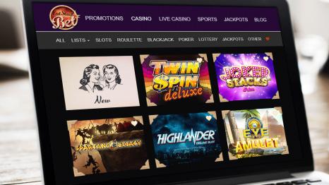 EatSleepBet Casino software and game variety