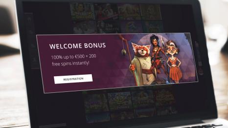 Malina Casino bonuses and promotions