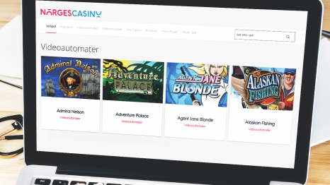 Norges Casino software and game variety