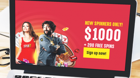 Spinit Casino bonuses and promotions