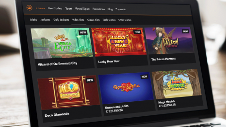 Kroon Casino software and game variety