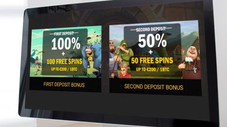 Betstreak Casino bonuses and promotions