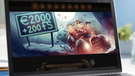 Joy Casino bonuses and promotions