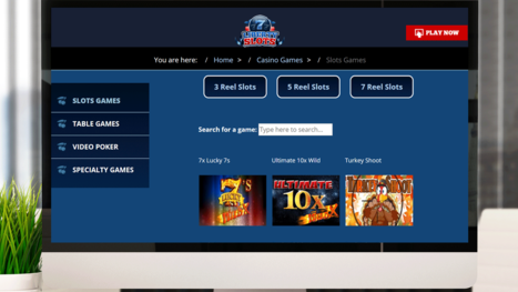 Liberty Slots Casino software and game variety