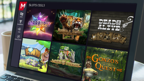 Maria Casino software and game variety