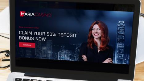 Maria Casino bonuses and promotions