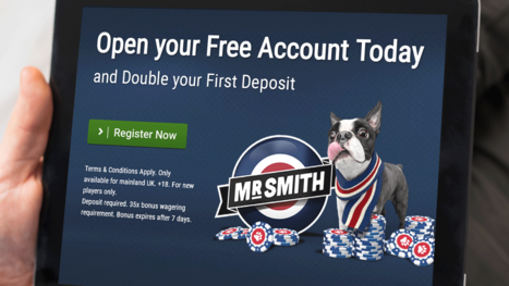 Mr Smith Casino bonuses and promotions