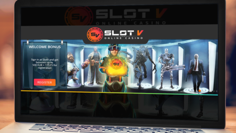 SlotV Casino bonuses and promotions