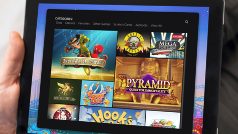 Lucky Louis Casino software and game variety