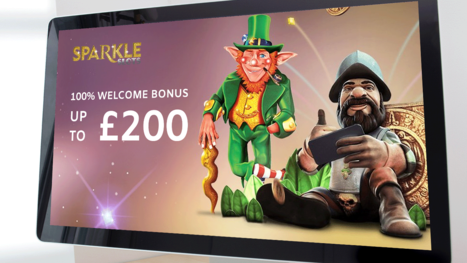 Sparkle Slots Casino bonuses and promotions