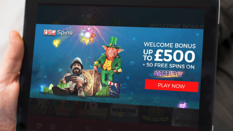 Red Spins Casino bonuses and promotions