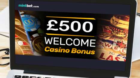 MintBet Casino bonuses and promotions