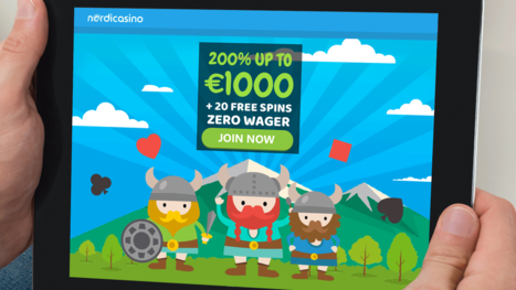 Nordicasino bonuses and promotions