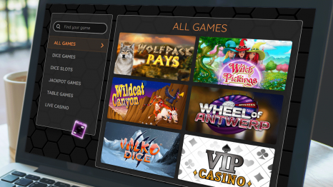 SuperGame Casino software and game variety