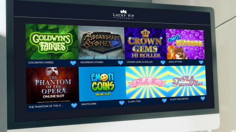 Lucky VIP Casino software and game variety