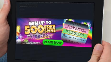 Rocket Slots bonuses and promotions