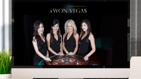 iWon Vegas Casino mobile and live games