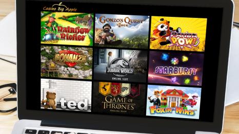 Casino Big Apple ыoftware and пame мariety