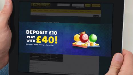 Swag Bingo Casino bonuses and promotions