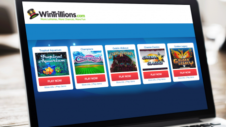 WinTrillions Casino software and game variety