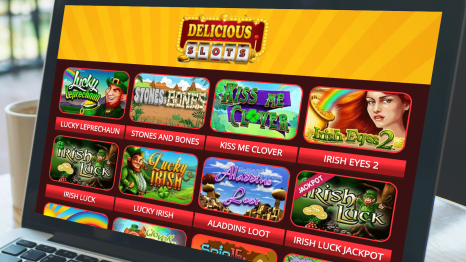 Delicious Slots Casino software and game variety