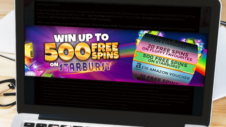 Delicious Slots Casino bonuses and promotions