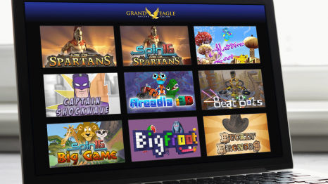 Grand Eagle Casino software and game variety