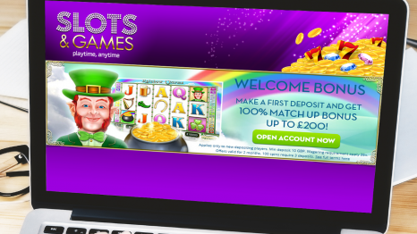 Slots And Games Casino bonuses and promotions