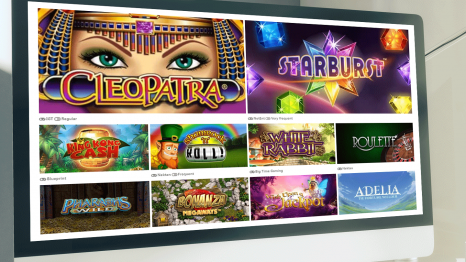 Arctic Spins Casino software and game variety