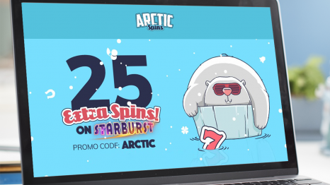 Arctic Spins Casino bonuses and promotions