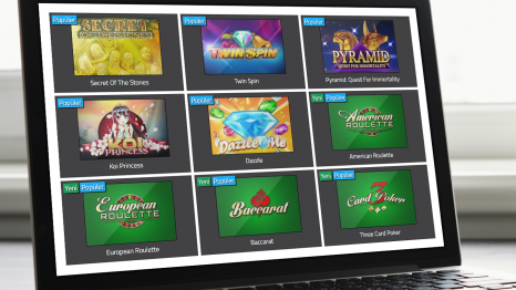 GoldenBahis Casino software and game variety