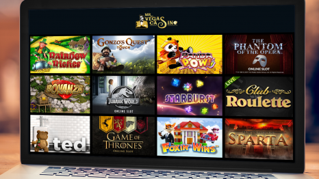 MrVegas Casino software and game variety