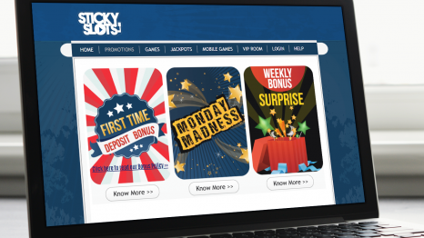 Sticky Slots Casino bonuses and promotions