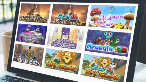 Villa Fortuna Casino software and game variety
