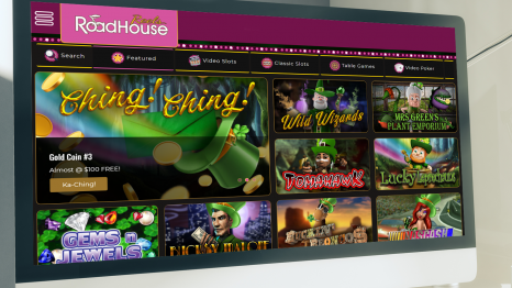 RoadHouse Reels Casino software and game variety