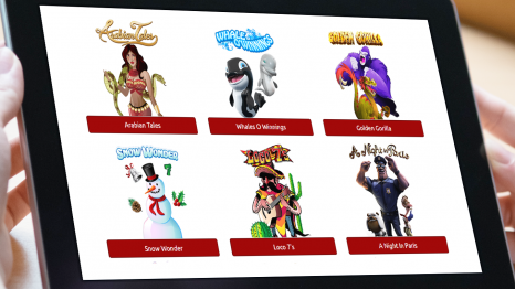 Slot Powers Casino software and game variety