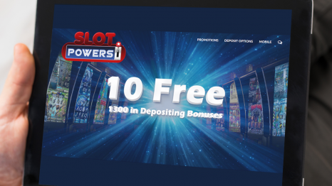 Slot Powers Casino bonuses and promotions