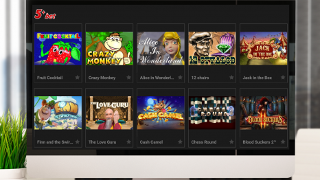 Casino 5plusbet5 software and game variety
