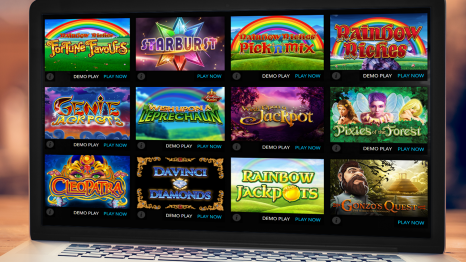 21.co.uk Casino software and game variety