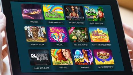 Amazon Slots Casino software and game variety