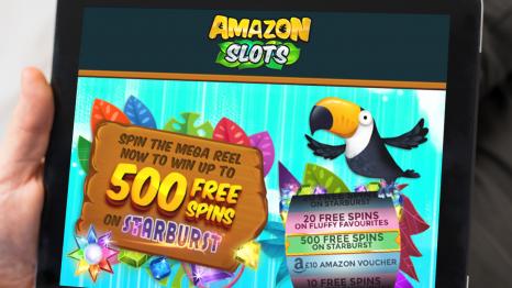 Amazon Slots Casino bonuses and promotions