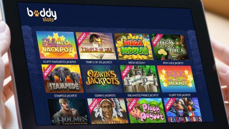 Buddy Slots Casino software and game variety