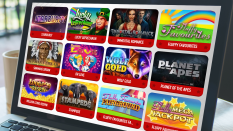 All Star Games Casino software and game variety