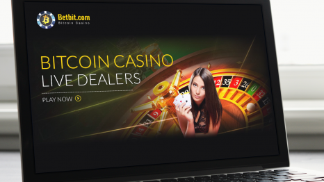 BetBit Casino mobile and live games