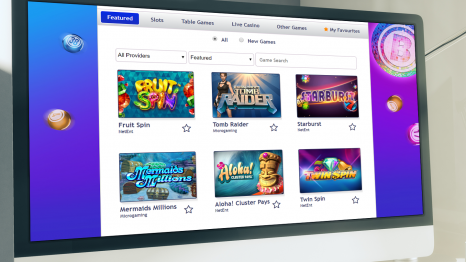 Bingocams Casino software and game variety