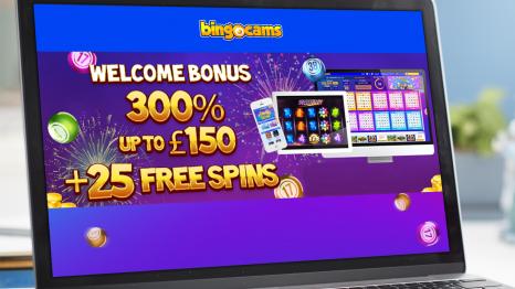 Bingocams Casino bonuses and promotions