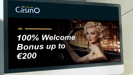 Calvin Casino bonuses and promotions