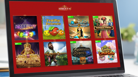 Dansk777 Casino software and game variety