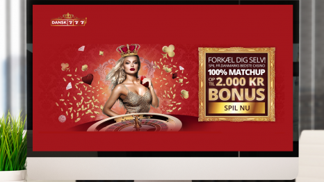 Dansk777 Casino bonuses and promotions